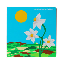 Trivet- Narcissus Tazetta Flower