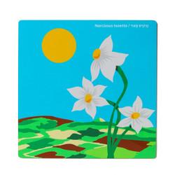 Trivet- Narcissus Tazetta