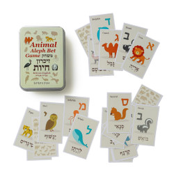 Animal Aleph Bet Game
