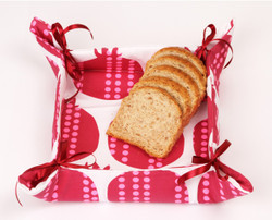Pomegranate Bread Basket