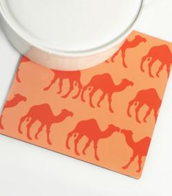 Trivet - Camels