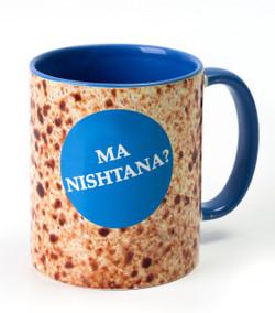 Mug - Ma Nishtana