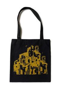 Tote Bag - Jerusalem Silhouette