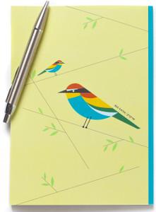 Notebook - Bee-Eater Bird