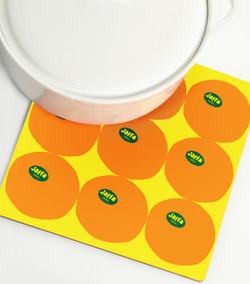 Trivet - Jaffa Oranges