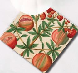 Pomegranate Flower Trivet