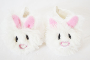 BUNNY SLIPPERS