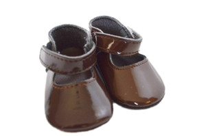 My Brittany's Brown Mary Janes for American Girl Dolls