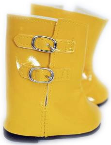 My Brittany's Yellow Rain Boots for American Girl Dolls