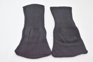 ✿LICORICE BLACK SOCKS FOR AMERICAN GIRL DOLLS✿