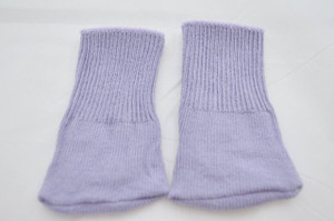 ✿LAVENDER SOCKS FOR AMERICAN GIRL DOLLS✿