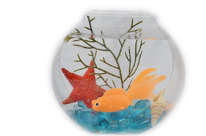 FISH BOWL KIT FOR AMERICAN GIRL DOLLS