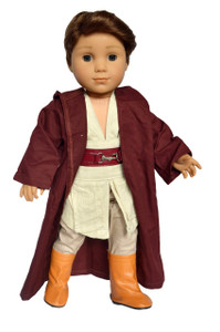 Star Wars Themed Outfit For 18 Inch Dolls
