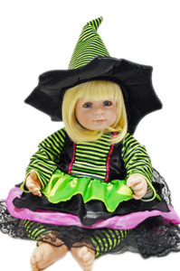 Modern Witch Costume for Adora Dolls
