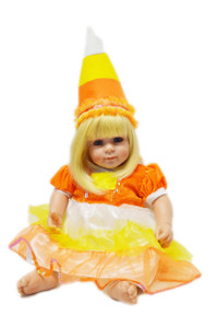 Candy Corn Witch for Adora Dolls