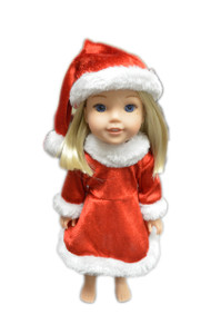 Wellie Wishers Santa Outfit
