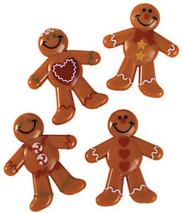 1 Gingerbread Cookies for American Girl Dolls