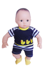 Quack Quack Three Ducks Outfit for Bitty Baby -Arrives 2/10