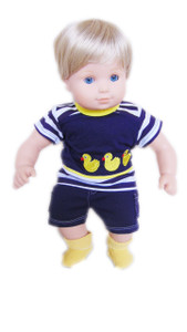 My Brittany's Quack Quack Outfit for Bitty Twins Boys arrives 2/10