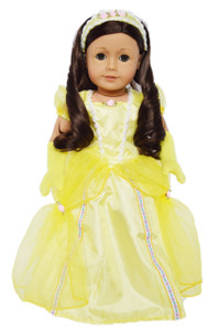Belle Outfit for American Girl Dolls