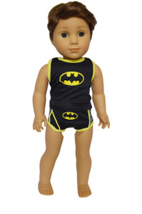 My Brittany's Super Hero Underwear for American Girl Boy Dolls
