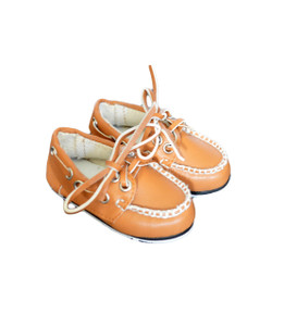 My Brittany's  Tan Sperry's for American Girl Boy Dolls