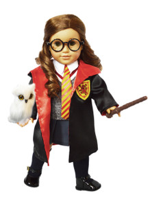 My Brittany's 11 Piece Hermione Set for American Girl Dolls Complete with Hedwig the Owl