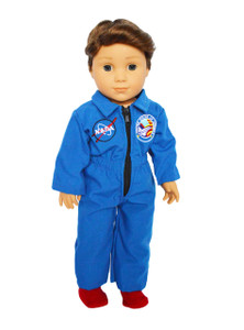 My Brittany's Nasa Outfit for American Girl Dolls- 18 Inch Doll Clothes