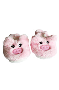 My Brittany's Little Piggy Slippers for American Girl Dolls