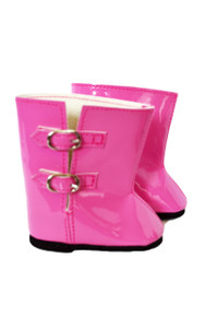 My Brittany's Pink Rain Boots for American Girl Dolls