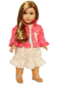 My Brittany's A Little Bit of Nashville Outfit for American Girl Dolls