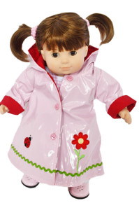 Raincoat for Bitty Twins