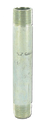 "1 1/4"" x 2 1/2"" Galvanized Conduit Nipple"