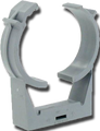 "#36  1 1/4"" PVC Clic Clip Support Hangers for EMT Conduit"