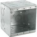 696   2G Masonry Box