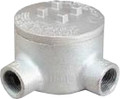 "GUAL-125  1 1/4"" OZ Gedney Hazardous Location Conduit Box"