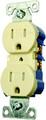 15A Cooper Tamper Resistant Duplex #TR270V