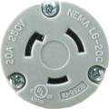 Olym-L620C   Nema Locking Plugs & Connectors