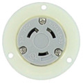 30A OLYM-L630FO NEMA Locking Flanged Outlet