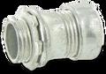 """3/4"""" EMT Rain-Tight Steel Compression Conn"""