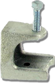 "1/2"" x 13  Malleable Beam Clamp"