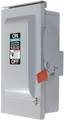 60A Siemens Enclosed Safety Switch General Duty Indoor 3R Rated