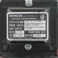 33-075-PM  Control Transformer