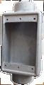 "1/2"" FSC Device Box  Crouse-Hinds® # FSC1"