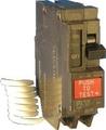 THQL115GF   15A GE Single Pole Plug-In GFI Circuit Breaker