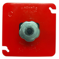 Fire-O-Matic Thermal Cut-Off Switch #TS165-S  Square