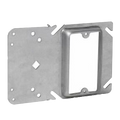 "2-Gang 3/4"" Raised Uni-Mount Cover For Metal Studs #TP37000"