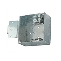 "4"" Square Box w/ Armored Cable, Side Bracket #CH52151-LA"