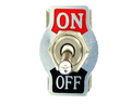 Heavy Duty 20A SPDT  On/Off Toggle Switch #66-1801