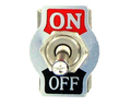 Heavy Duty 20A DPST  On/Off Toggle Switch #66-1804